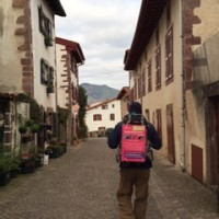 Beginning the Camino for LBDA.org