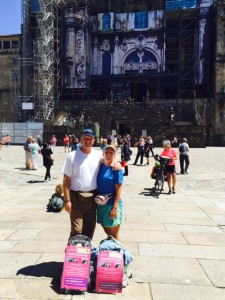 We Finished the Camino--500 Miles!